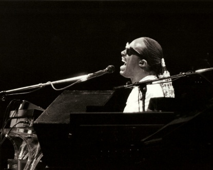 Stevie Wonder - 1986